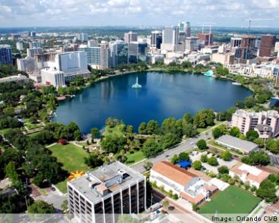 Downtown Orlando, Lake Eola (I/ITSEC)